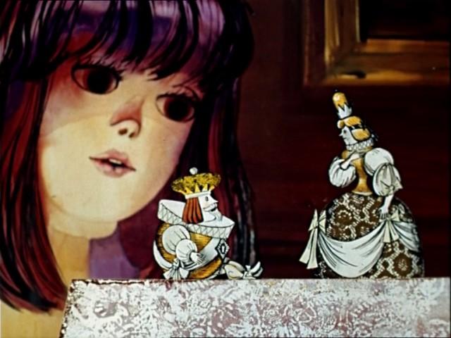 Алиса в Зазеркалье. 1 серия (1982) Мультфильм по мотивам сказки Л. Кэрролла | Золотая коллекция
