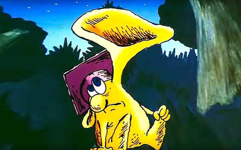 Большой Ух (1989). Рисованный советский мультфильм | Мультфильмы. Золотая коллекция