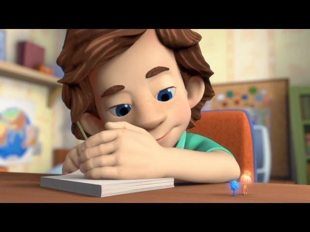 Фиксики - Мультик | Познавательные образовательные мультики для детей, школьников