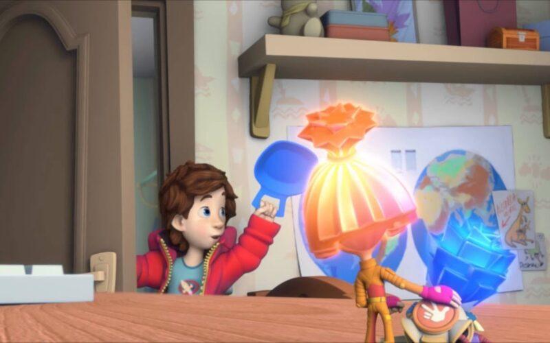 Фиксики - Сила трения | Познавательные образовательные мультики для детей, школьников