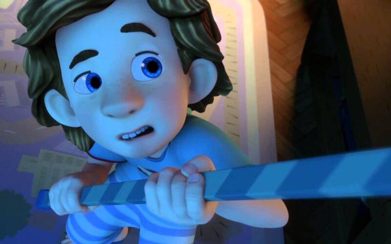 Фиксики - Ночник | Познавательные образовательные мультики для детей, школьников