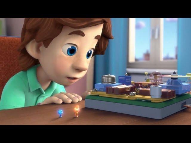 Фиксики - Сигнализация | Познавательные образовательные мультики для детей, школьников