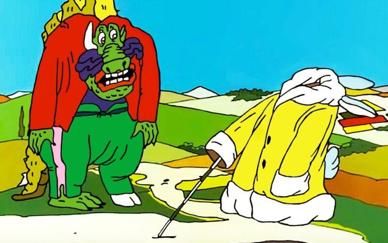 Ух ты, говорящая рыба! (1983) Советский мультфильм | Золотая коллекция