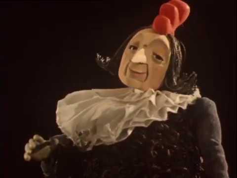Черная курица (1975) Кукольный мультик | Золотая коллекция