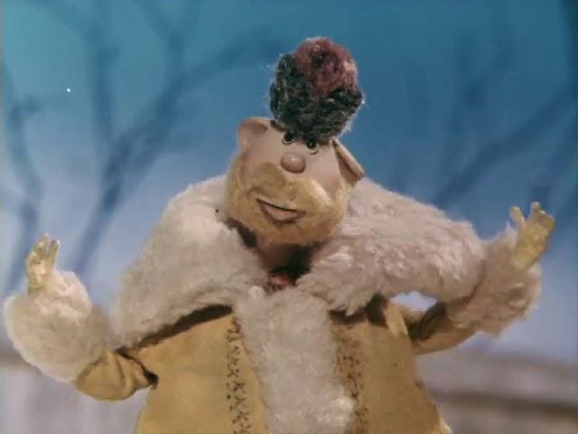 Жадный богач (1980) Кукольный мультик | Золотая коллекция