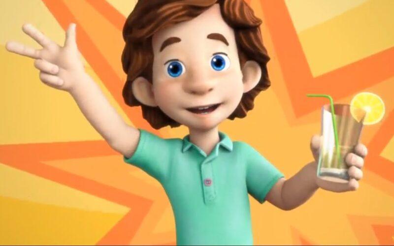 Фиксики - Миксер | Познавательные образовательные мультики для детей, школьников
