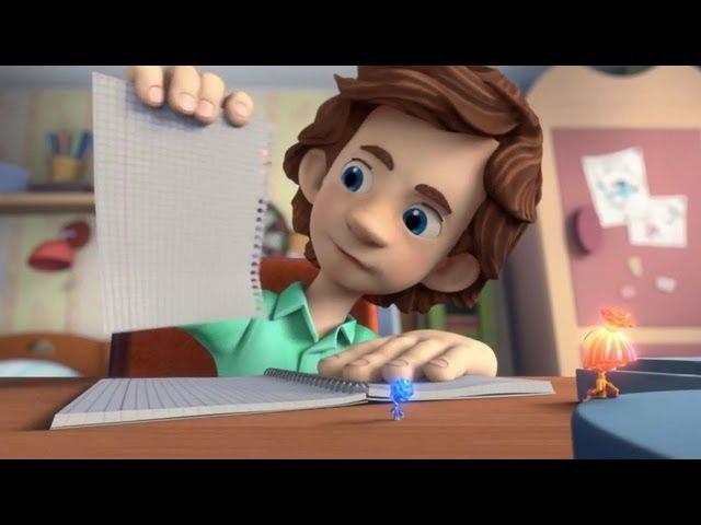 Фиксики - Бумага | Познавательные образовательные мультики для детей, школьников
