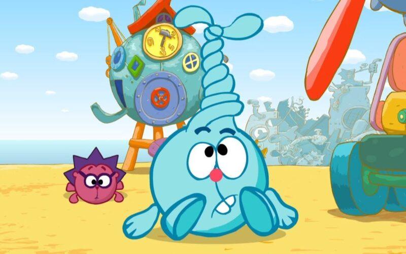 Энергия храпа - Смешарики 2D | Мультфильмы для детей